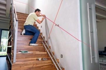 Bosch Quigo Kreuzlinien-Laser + Universalhalterung (7 m Arbeitsbereich) - 6