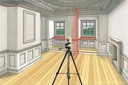 Laserliner Kreuzlinienlaser, SmartCross-Laser Classic Set - 1