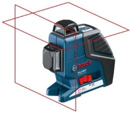 Bosch GLL 2-80 P Professional Linienlaser im Transportkoffer mit Universalhalterung BM 1 Professional - 1