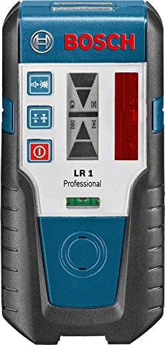 Bosch Professional GRL 400 H, 400 m Arbeitsbereich mit Empfänger, Transportkoffer, Empfänger - 4