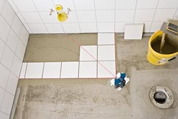 Bosch Professional GTL 3, 20 m Arbeitsbereich, IP 54 Staub- und Spritzwasserschutz, Ausrichtscheibe, Schutztasche, Laserzieltafel - 3